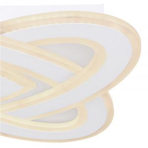 Plafoniera LED cu telecomanda Lario, putere 36W, dimabila, 48287-36 Globo