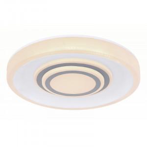 Plafoniera LED Smart 36W, dimabila, compatibila Alexa si Google Home, telecomanda, 48280-36H Globo