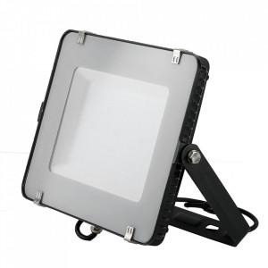 Proiector led chip Samsung 150W, 5 ani garantie, 12000 lm, lumina rece, negru, V-TAC