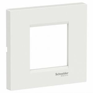 Rama 2 module plata, alba, Schneider Easy Styl