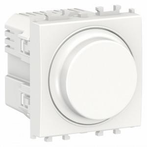 Variator universal rotativ LED, 2 module, alb, Schneider Easy Styl