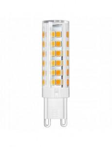Bec led G9, 8W(65W), 610lm, A+, lumina calda, Lumiled