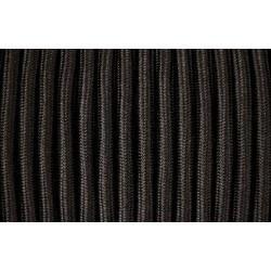 Cablu Textil Negru 2x0,75