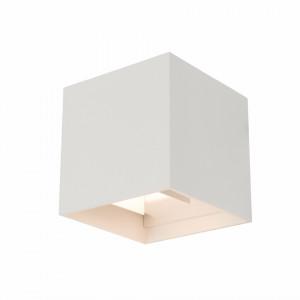 Corp led exterior 2x4W, unghi lumina reglabil, alb, lumina calda, Kobi