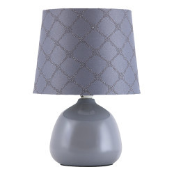 Lampa de birou Ellie grey, 4381, Rabalux