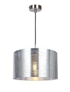 Pendul argintiu, 1 bec, dulie E27, Globo 15343