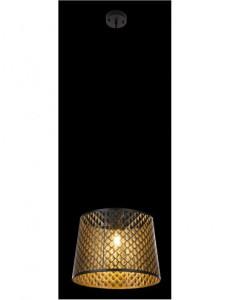 Pendul auriu, 1 bec, dulie E27, Globo 15315S