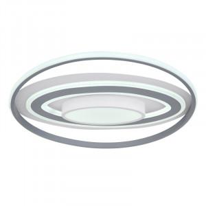 Plafoniera LED cu telecomanda Leola, putere 60W, dimabila, 48016-60 Globo