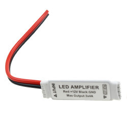 Amplificator banda led 12A 12-24V