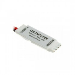 Amplificator banda led RGB 12A 12-24V