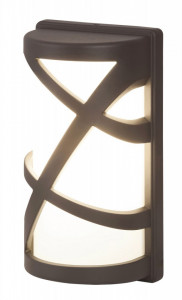 Aplica exterioara Durango negru, 8767, Rabalux