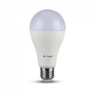 Bec led 17W(100W), E27, 1521 lm, A+, lumina naturala (4000 K), V-TAC