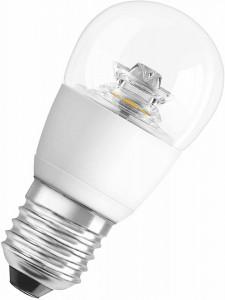Bec LED Osram, E27, 5.8W (40W), 470 lm, A+, lumina calda (2700K)