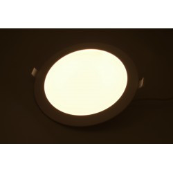 Spot led 18W Rotund 3000K, Incastrat, Panasonic