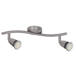 Spot Norman LED satin chrome, 6526, Rabalux