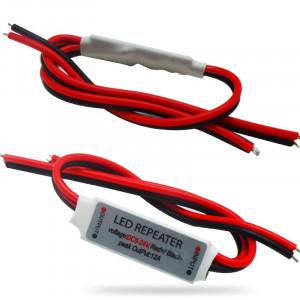 Amplificator banda led monocolor 12A 5-24V