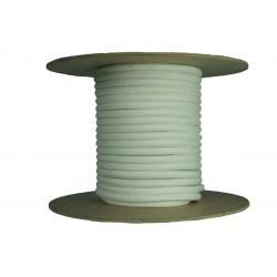 Cablu textil 2x0.75, culoarea bumbacului