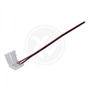 Conector banda led 5050 cu 15 cm cablu