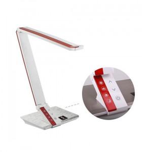Lampa de birou led 10W 3 in 1, rosie, temperatura de culoare reglabila, 560 lm, Aigostar
