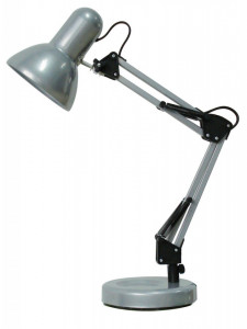 Lampa de birou Samson silver, 4213, Rabalux