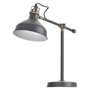 Lampa de birou Vintage, dulie E27, cablu 1.5m, Emos
