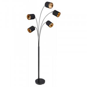 Lampadar Kaddy, 5 becuri, dulie E14, 58500 Globo