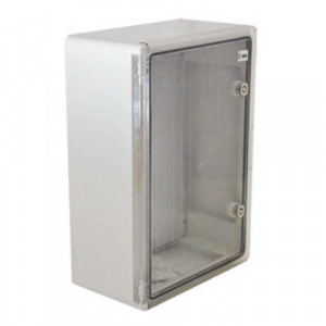 Panou 50X70X25 ABS IP65 usa transparenta