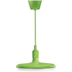 Pendul LED 32W 6500K Verde, Braytron