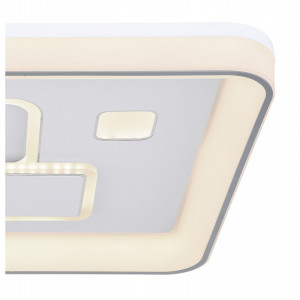 Plafoniera LED cu telecomanda Roba, putere 36W, dimabila, 48424-36 Globo