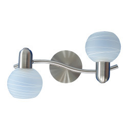 Spot Aurel satin chrome, 6342, Rabalux