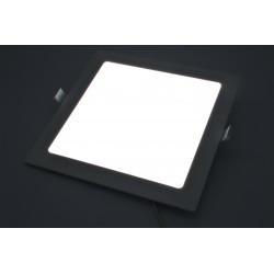 Spot led 18W Patrat 6500K, Incastrat, Panasonic