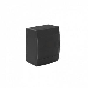 Tablou 4 module montaj aplicat PT, negru