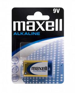 Baterie 9V Alkaline, Maxell