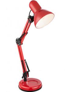 Lampa de birou rosie, 1 bec, dulie E27, Globo 24882