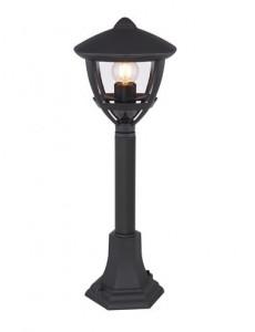 Lampa de exterior antracit, 1 bec, dulie E27, Globo 31997