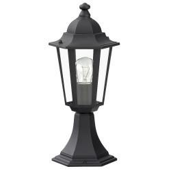 Lampa exterioara Velence neagra, 8206, Rabalux