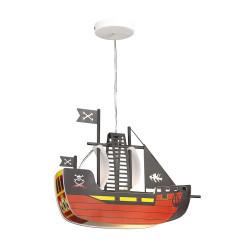 Pendul pentru copii Ship, 4719, Rabalux