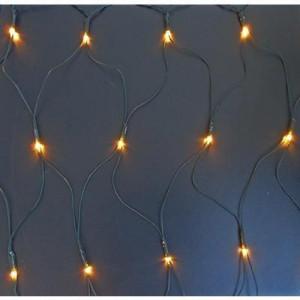 Perdea luminoasa 160 leduri, 1.5x1.5m, protectie IP44, lumina calda, Mentavill