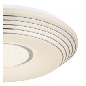 Plafoniera LED cu telecomanda Pillo, putere 40W, dimabila, 41293-40 Globo