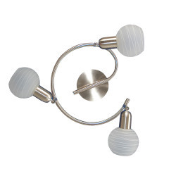 Spot Aurel satin chrome, 6343, Rabalux