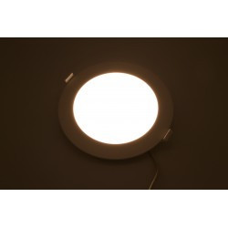 Spot led 12W Rotund 3000K, Incastrat, Panasonic