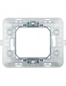 Suport 2 module, plastic, IP20, Bticino Matix