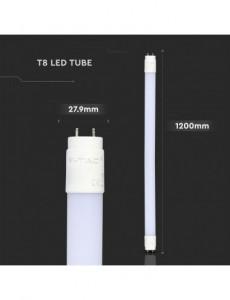 Tub neon led 18W 120cm, cip Samsung, lumina rece, nanoPC