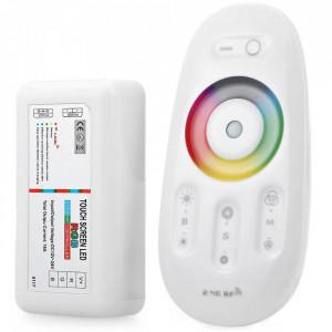 Controller banda led RGB touch, 12-24V, 18A, Masterled