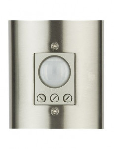 Lampa de exterior otel inoxidabil opal, 1 bec, dulie E27, Globo 3159S