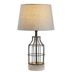 Lampa vintage de birou Ava, 4385, Rabalux
