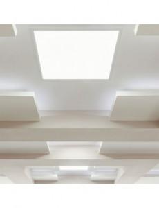 Panou led 40W aplicat, 3200 lm, 595x595 mm, lumina rece, V-TAC