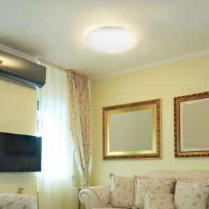 Plafoniera LED 18W, 1440 lm, temperatura lumina reglabila, IP20, 35 cm, V-TAC