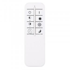Plafoniera LED Smart 40W, dimabila, compatibila Alexa si Google Home, telecomanda, 48546SH Globo
