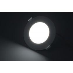 Spot led 6W Rotund 6500K, Incastrat, Panasonic